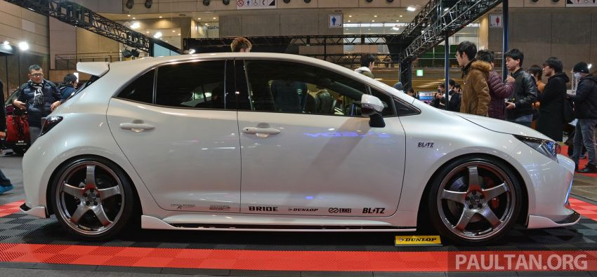 TAS2019: Blitz Toyota Corolla Sport – kuasa turbo! Image #912107