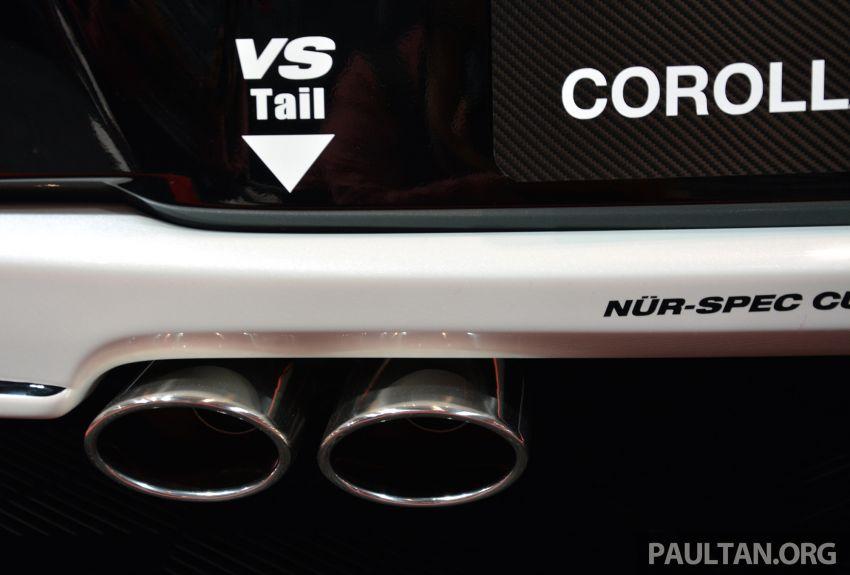 TAS2019: Blitz Toyota Corolla Sport – kuasa turbo! Image #912110