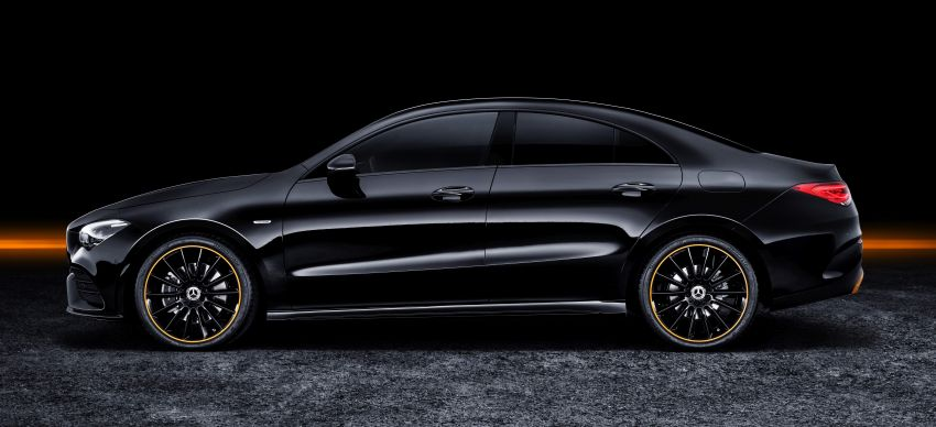 C118 Mercedes-Benz CLA – second-gen debuts at CES Image #908244