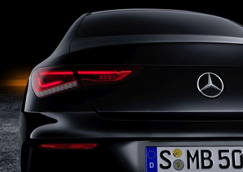 C118 Mercedes-Benz CLA – second-gen debuts at CES Image #908358