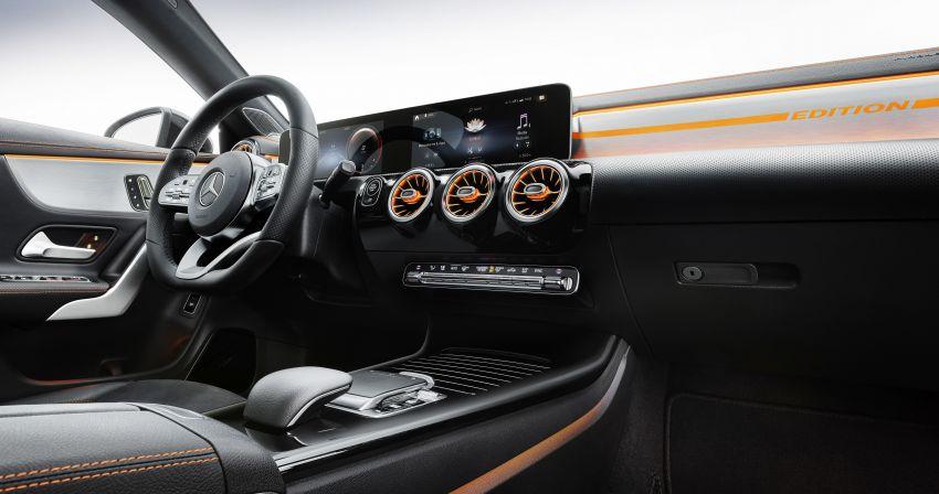C118 Mercedes-Benz CLA – second-gen debuts at CES Image #908359