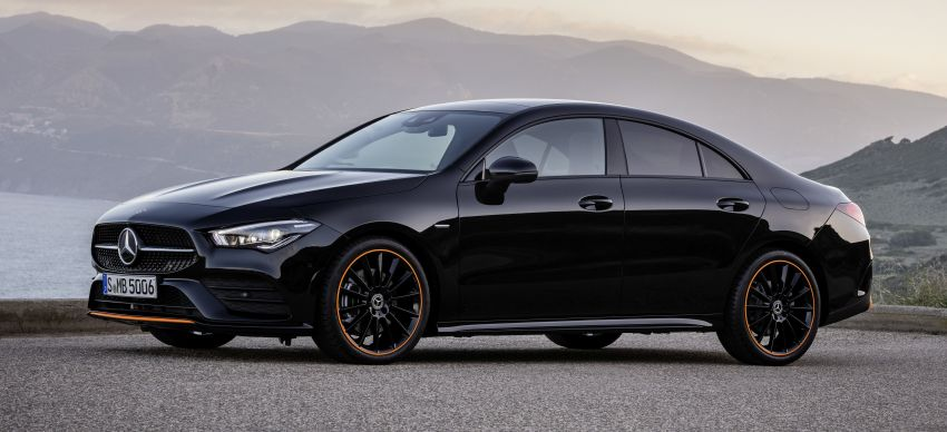 C118 Mercedes-Benz CLA – second-gen debuts at CES Image #908230
