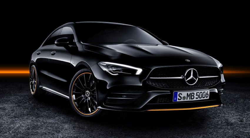 C118 Mercedes-Benz CLA – second-gen debuts at CES Image #908248