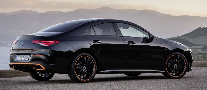 C118 Mercedes-Benz CLA – second-gen debuts at CES Image #908231