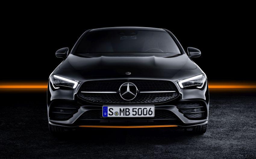 C118 Mercedes-Benz CLA – second-gen debuts at CES Image #908252