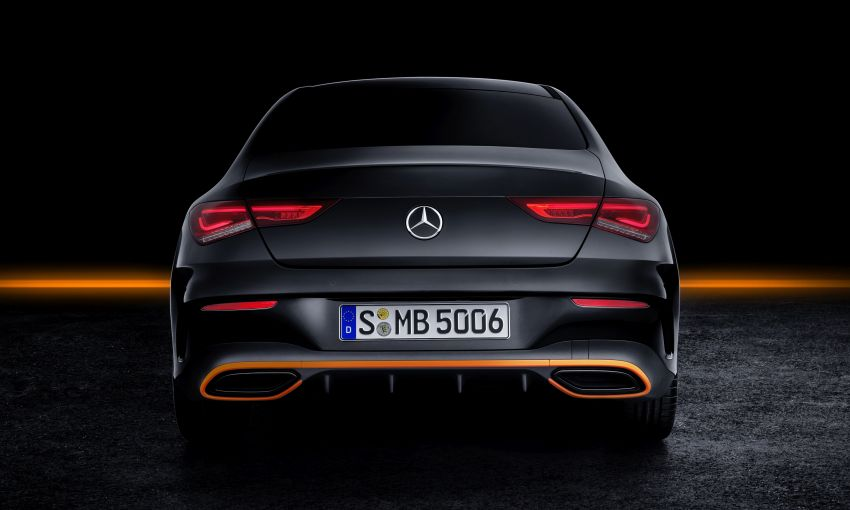 C118 Mercedes-Benz CLA – second-gen debuts at CES Image #908253