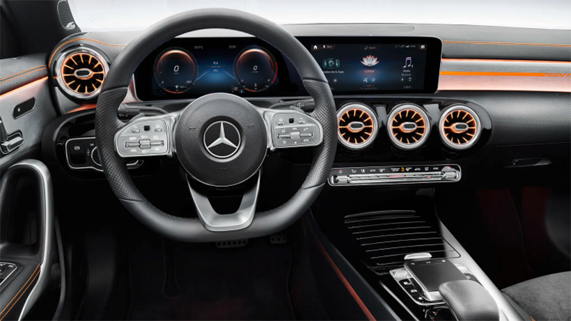C118 Mercedes-Benz CLA leaked ahead of CES debut Image #908100
