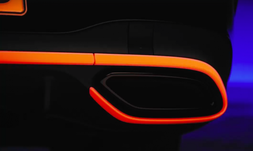 New Mercedes-Benz CLA – second-gen's final teaser Image #907494