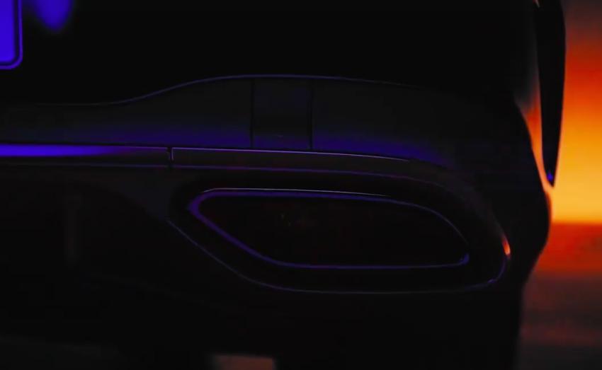New Mercedes-Benz CLA – second-gen's final teaser Image #907496