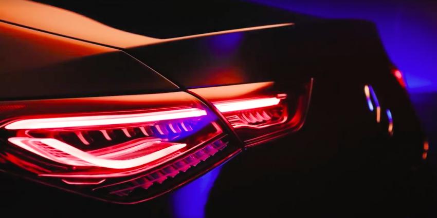 New Mercedes-Benz CLA – second-gen's final teaser Image #907498