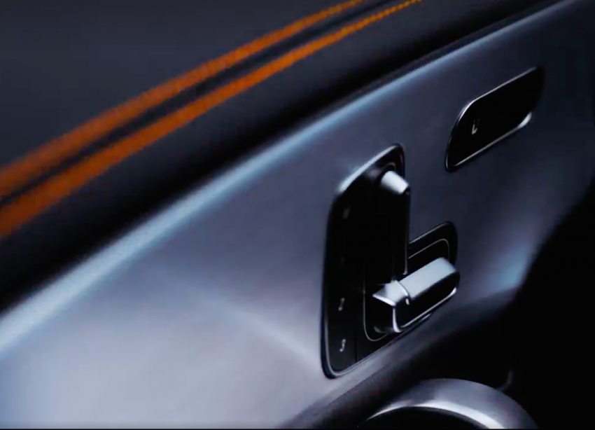 New Mercedes-Benz CLA – second-gen's final teaser Image #907499