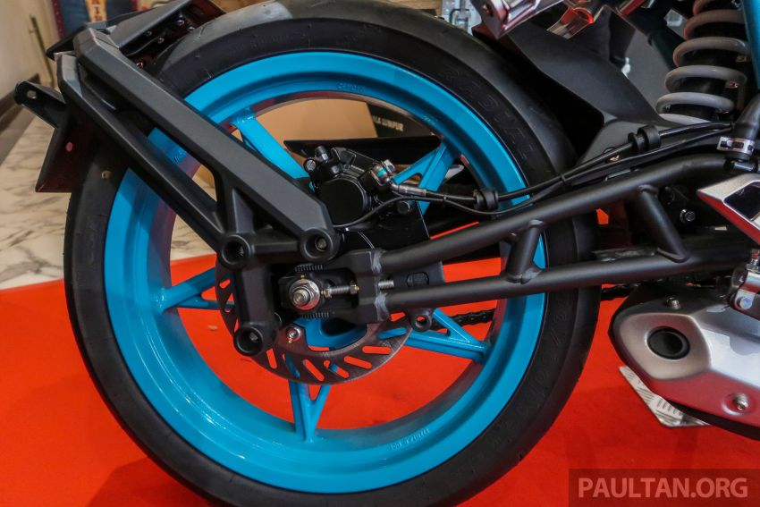 2019 CFMoto 250 NK now in Malaysia – RM12,800 for standard, RM13,800 for NK SE with ABS and TFT-LCD Image #913311