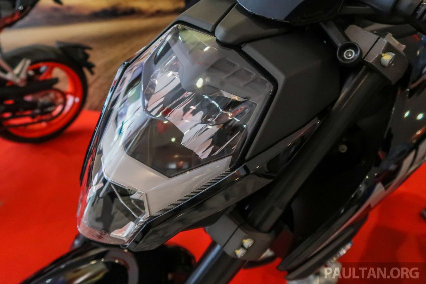 2019 CFMoto 250 NK now in Malaysia – RM12,800 for standard, RM13,800 for NK SE with ABS and TFT-LCD Image #913316