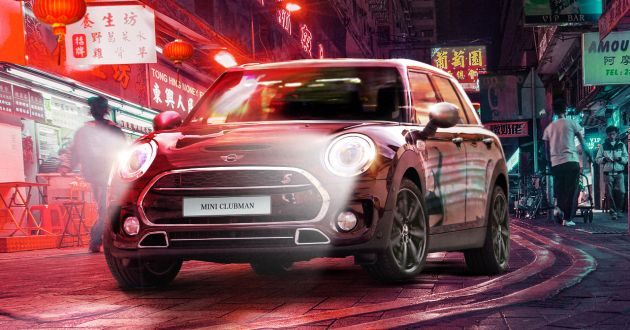 Ad Get Yourself A Stylishly Unique Mini Clubman This Cny From Rm2