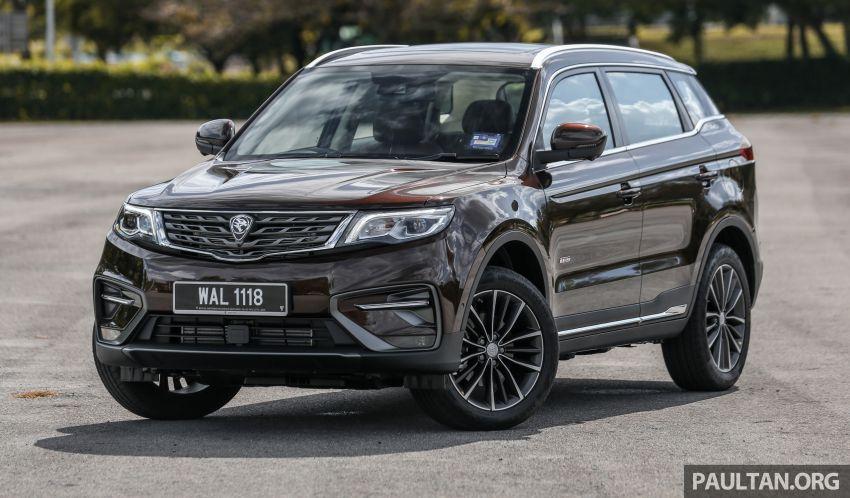 Driven Web Series 2019: New Proton SUV against rivals –  Proton X70 vs Honda CR-V vs Subaru XV Image #915716