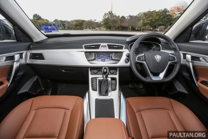 Driven Web Series 2019: New Proton SUV against rivals –  Proton X70 vs Honda CR-V vs Subaru XV Image #915731