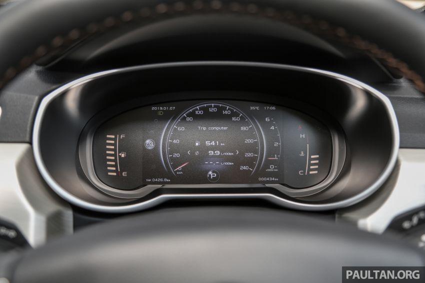 Driven Web Series 2019: New Proton SUV against rivals –  Proton X70 vs Honda CR-V vs Subaru XV Image #915733