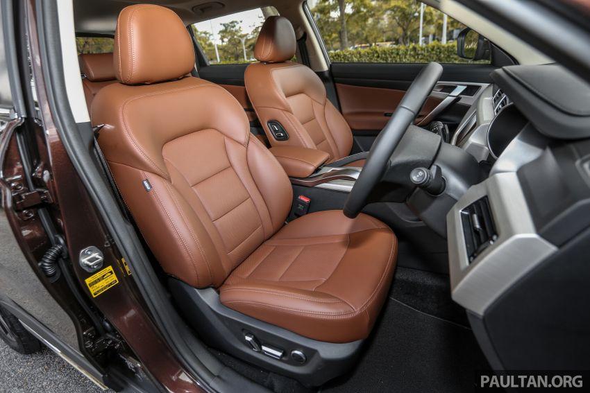 Driven Web Series 2019: New Proton SUV against rivals –  Proton X70 vs Honda CR-V vs Subaru XV Image #915738
