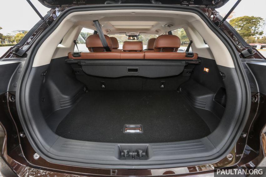 Driven Web Series 2019: New Proton SUV against rivals –  Proton X70 vs Honda CR-V vs Subaru XV Image #915740