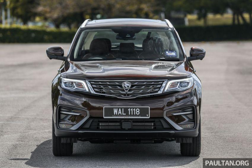 Driven Web Series 2019: New Proton SUV against rivals –  Proton X70 vs Honda CR-V vs Subaru XV Image #915721