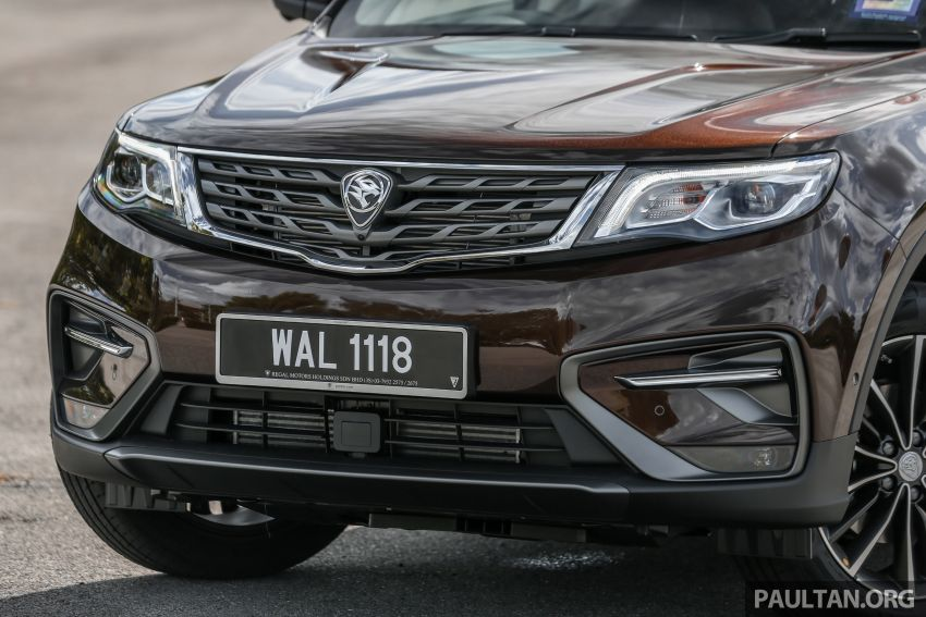 Driven Web Series 2019: New Proton SUV against rivals –  Proton X70 vs Honda CR-V vs Subaru XV Image #915724