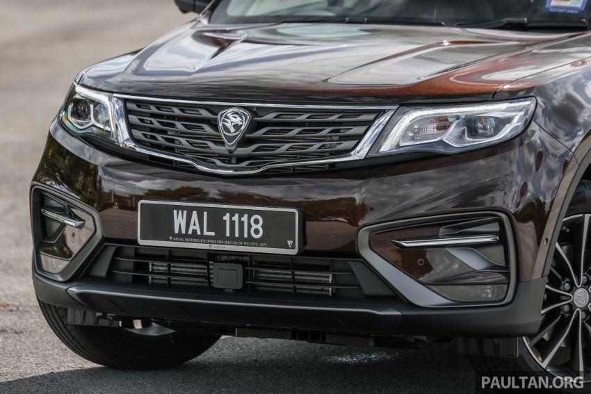 Driven Web Series 2019: New Proton SUV against rivals –  Proton X70 vs Honda CR-V vs Subaru XV Image #915724