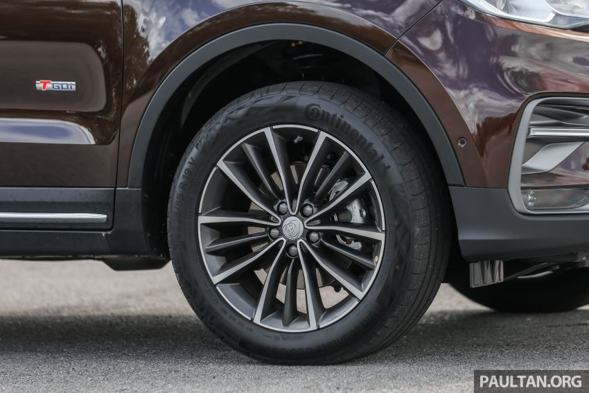 Driven Web Series 2019: New Proton SUV against rivals –  Proton X70 vs Honda CR-V vs Subaru XV Image #915726