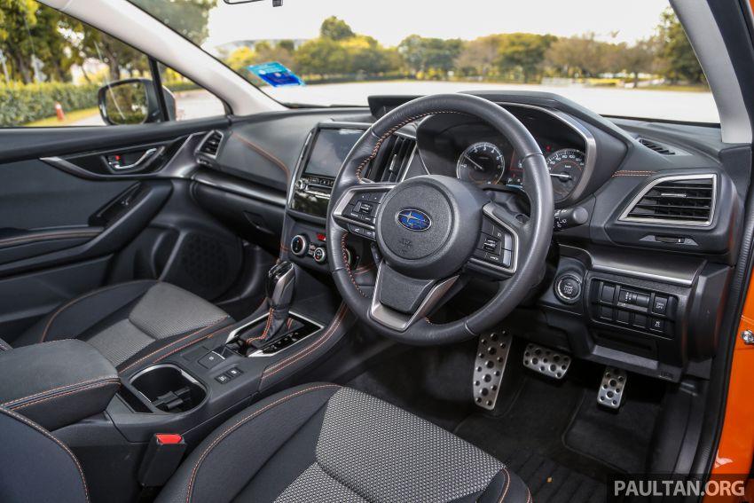 Driven Web Series 2019: New Proton SUV against rivals –  Proton X70 vs Honda CR-V vs Subaru XV Image #915751