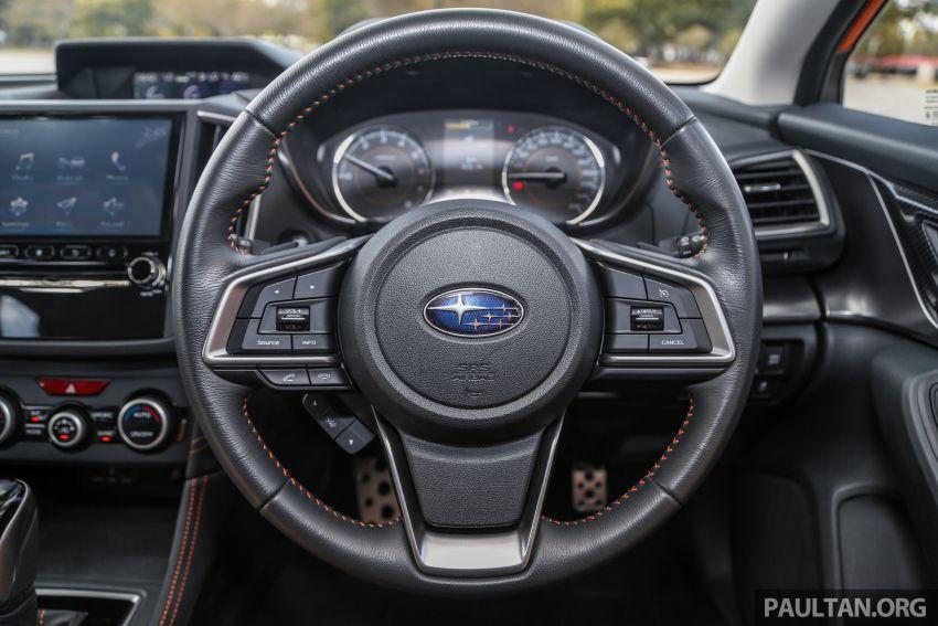 Driven Web Series 2019: New Proton SUV against rivals –  Proton X70 vs Honda CR-V vs Subaru XV Image #915753