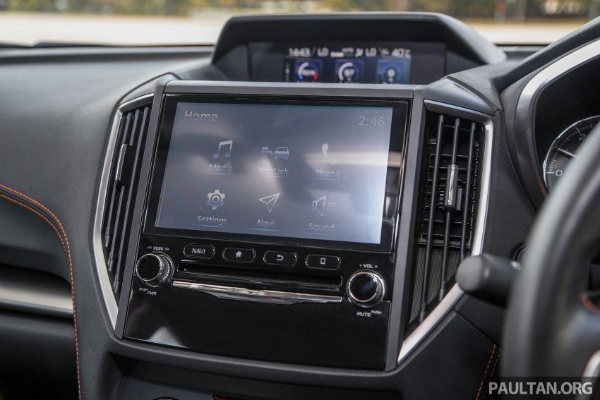 Driven Web Series 2019: New Proton SUV against rivals –  Proton X70 vs Honda CR-V vs Subaru XV Image #915755