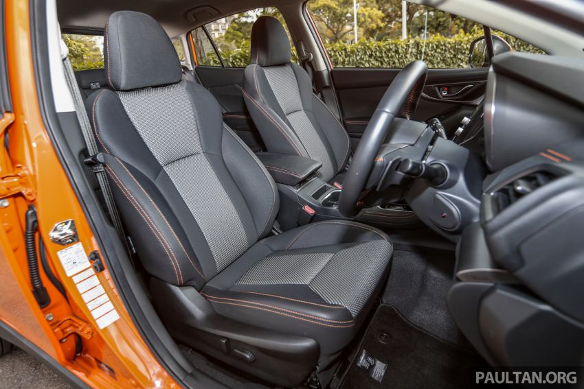 Driven Web Series 2019: New Proton SUV against rivals –  Proton X70 vs Honda CR-V vs Subaru XV Image #915758