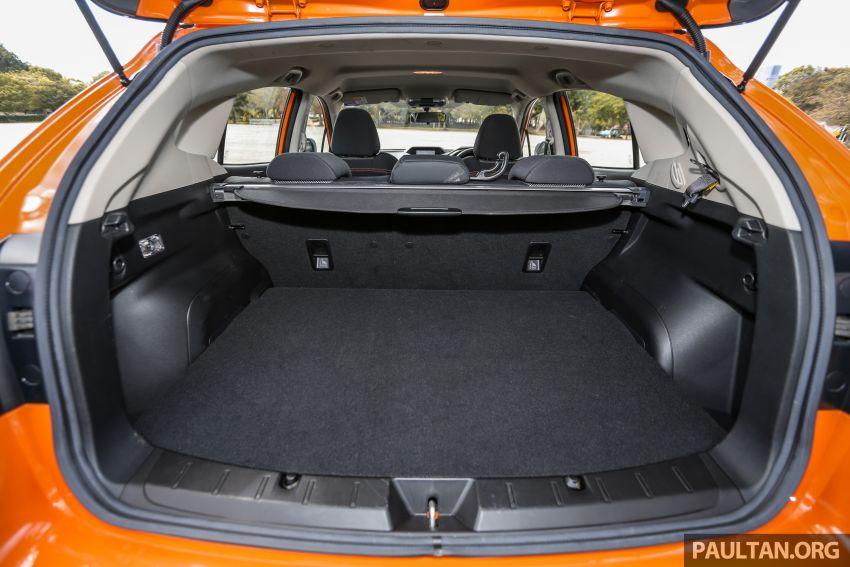 Driven Web Series 2019: New Proton SUV against rivals –  Proton X70 vs Honda CR-V vs Subaru XV Image #915760