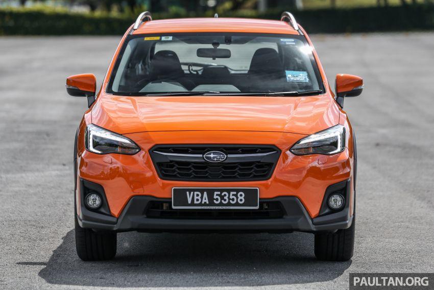 Driven Web Series 2019: New Proton SUV against rivals –  Proton X70 vs Honda CR-V vs Subaru XV Image #915743