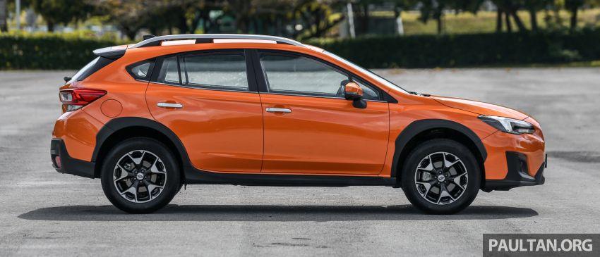 Driven Web Series 2019: New Proton SUV against rivals –  Proton X70 vs Honda CR-V vs Subaru XV Image #915745