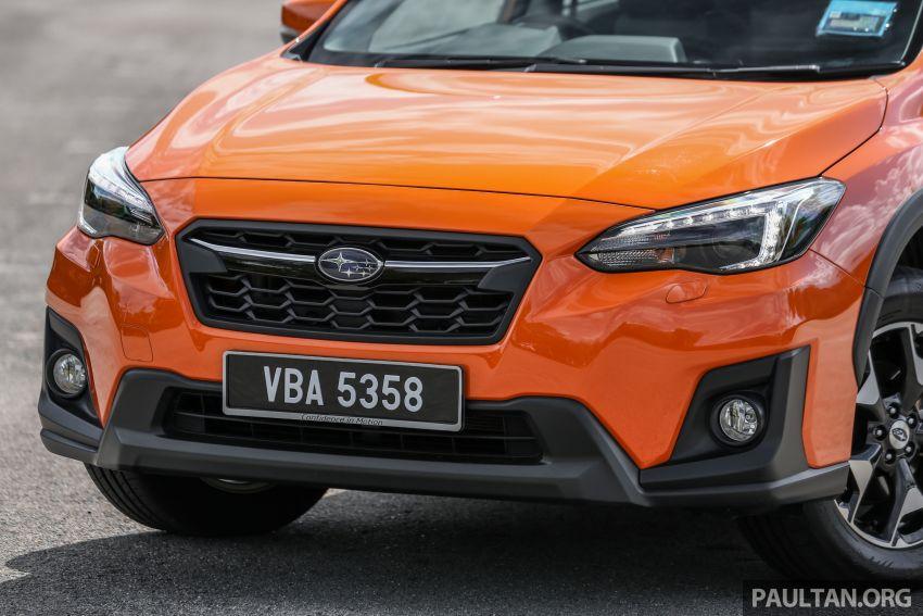 Driven Web Series 2019: New Proton SUV against rivals –  Proton X70 vs Honda CR-V vs Subaru XV Image #915746