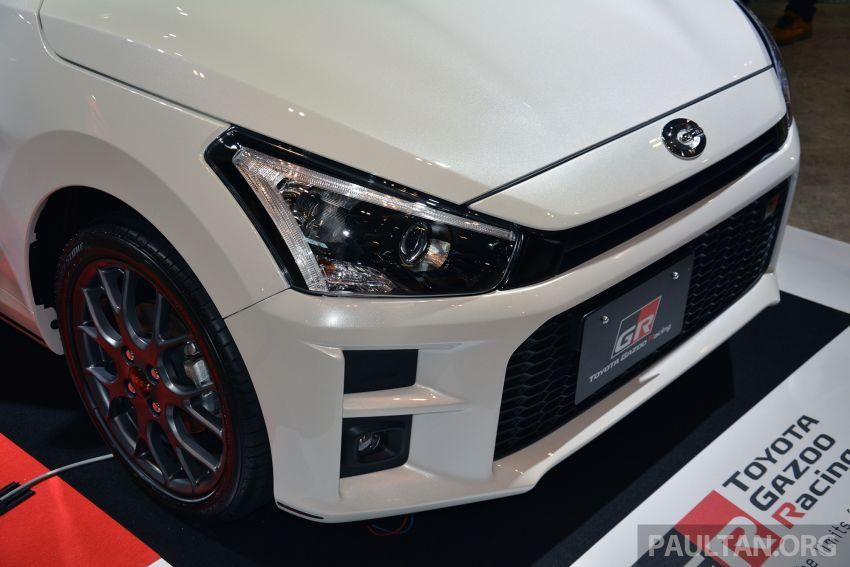 TAS 2019: Daihatsu Copen GR Sport Concept revealed Image #909164