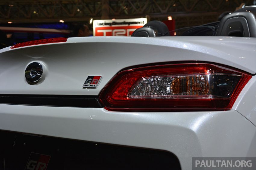 TAS 2019: Daihatsu Copen GR Sport Concept revealed Image #909173