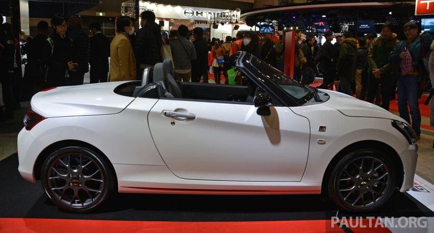 TAS 2019: Daihatsu Copen GR Sport Concept revealed Image #909180