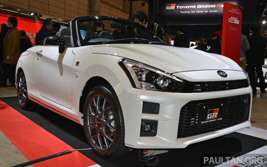 TAS 2019: Daihatsu Copen GR Sport Concept revealed Image #909181
