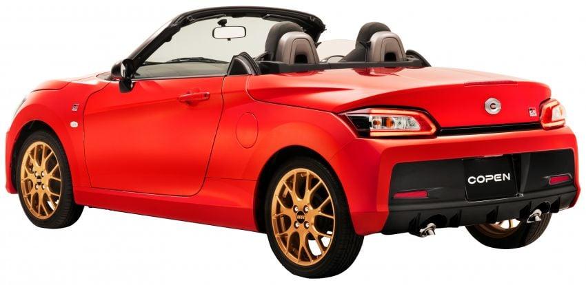 TAS 2019: Daihatsu Copen GR Sport Concept revealed Image #908988