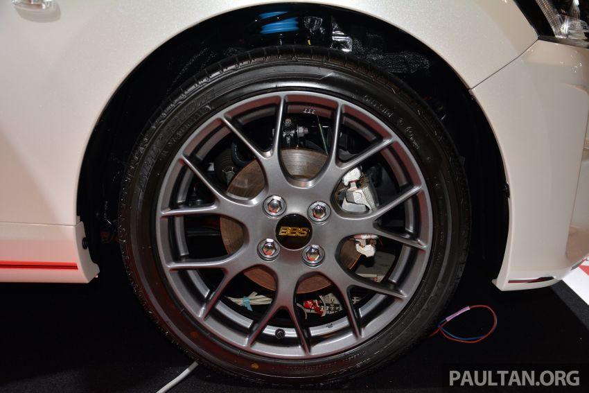 TAS 2019: Daihatsu Copen GR Sport Concept revealed Image #909167