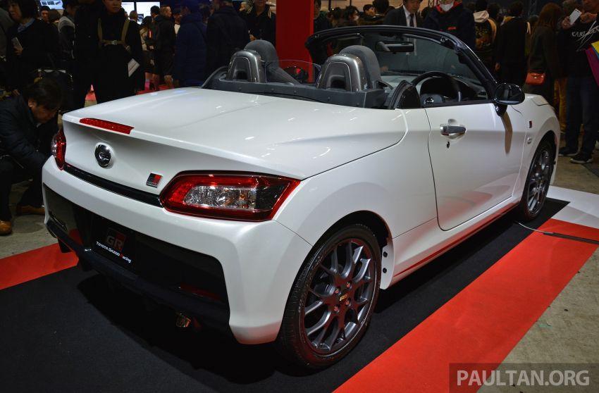 TAS 2019: Daihatsu Copen GR Sport Concept revealed Image #909169