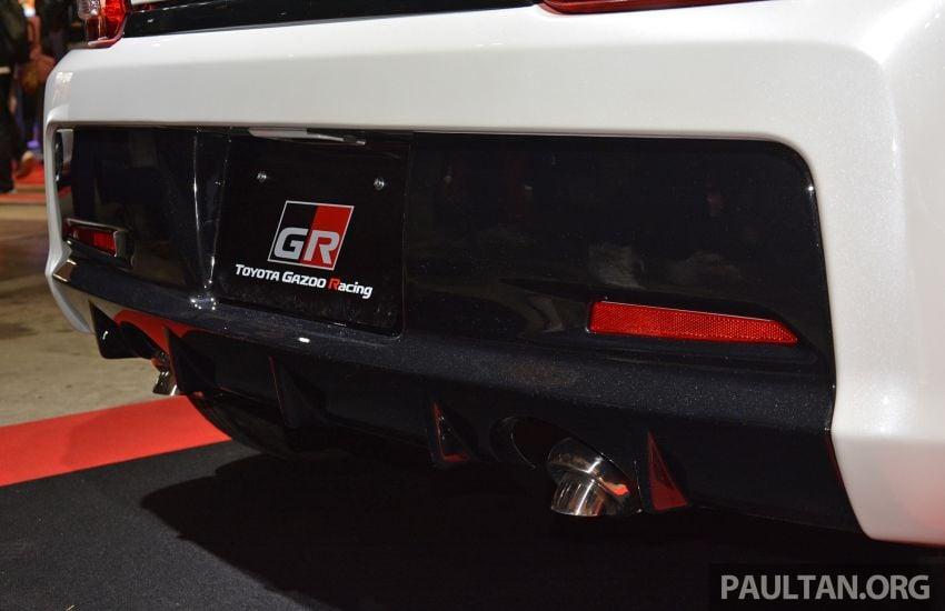 TAS 2019: Daihatsu Copen GR Sport Concept revealed Image #909170