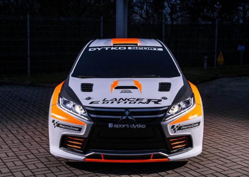 Mitsubishi Lancer Evolution Edition R oleh Dytko Sport – jelmaan Evolution XI versi '<em>fan made</em>' Image #906269