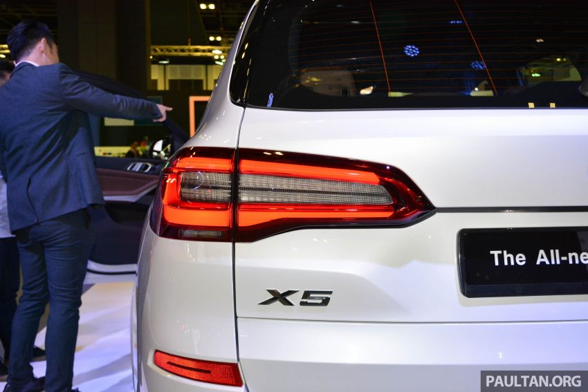 G05 BMW X5 on display at the Singapore Motor Show Image #909152
