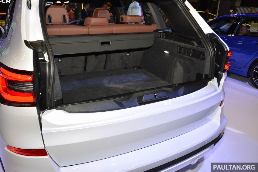 BMW X5 G05 ditayang di Singapore Motor Show 2019 Image #909354