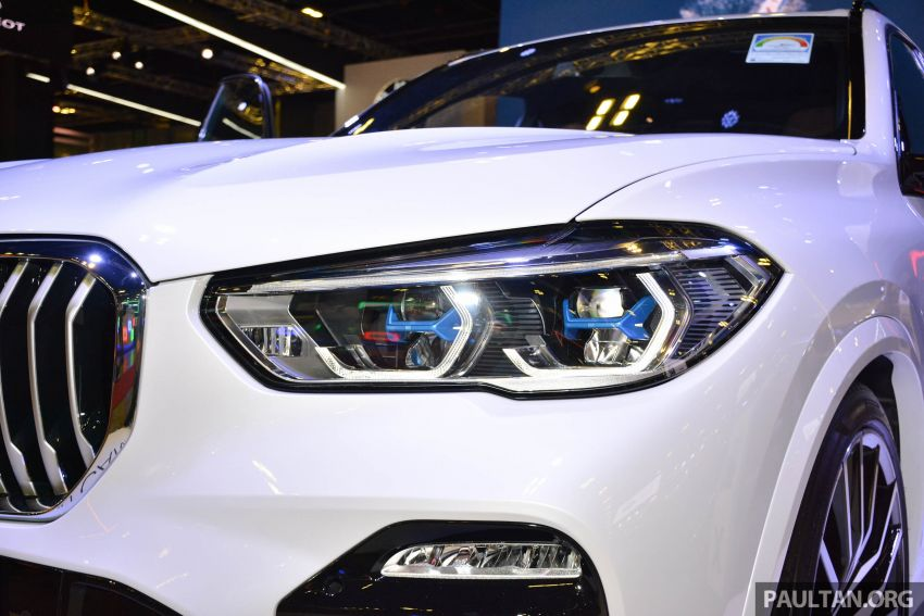 G05 BMW X5 on display at the Singapore Motor Show Image #909146