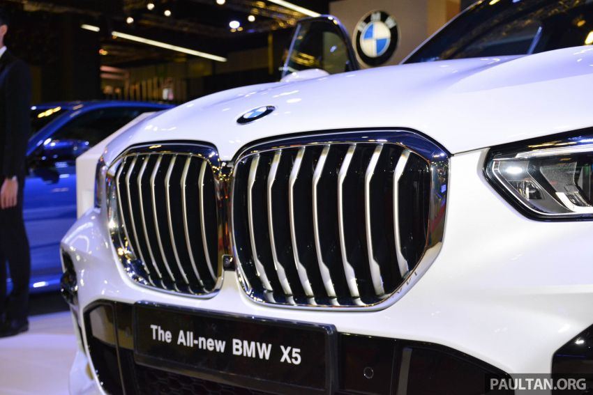 G05 BMW X5 on display at the Singapore Motor Show Image #909148