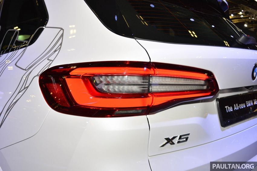 G05 BMW X5 on display at the Singapore Motor Show Image #909151