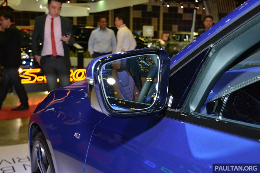G20 BMW 3 Series debuts at Singapore Motor Show Image #908952